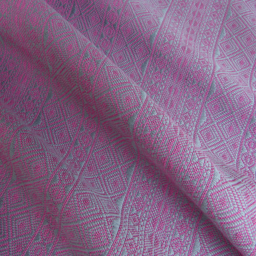 Didymos Woven Wrap Prima Platinum Pink Babywearing And You
